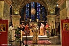 2 Liturgie mit Patriarch Dom 2017 c