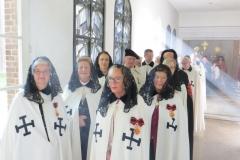 12 Einzug Abtei